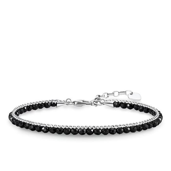 "Thomas Sabo Bracelet ""Black"""