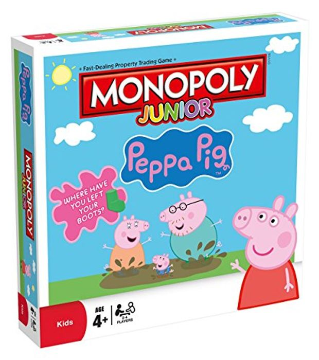 Monopoly board game • Find the lowest price on PriceRunner