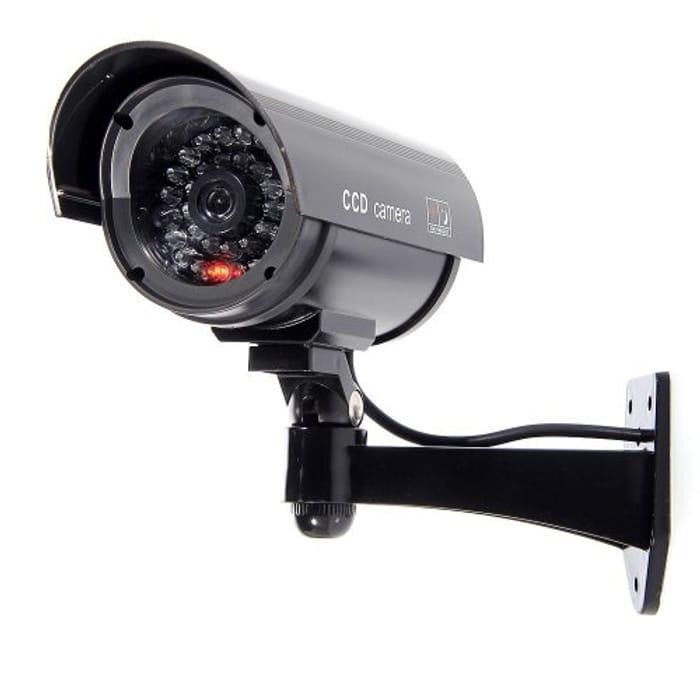 Outdoor Indoor Fake Dummy Imitation CCTV Security Camera
