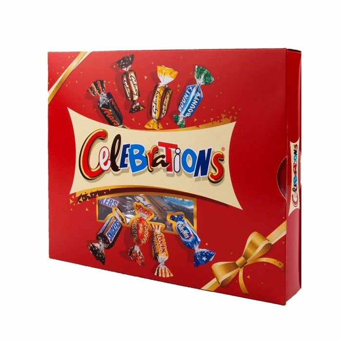 Celebrations Chocolate Gift Box 320g Only £1.99 at CLEARANCE XL