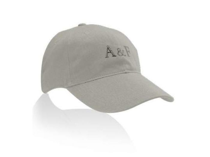Free ABERCROMBIE & FITCH FIRST INSTINCT BASEBALL CAP