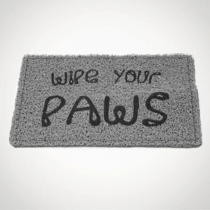 Wipe Your Paws Mat