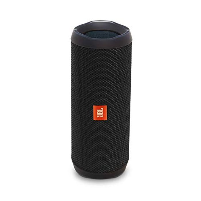 JBL Flip 4 Portable Bluetooth Speaker with Rechargeable Battery