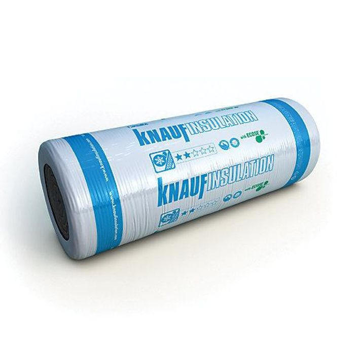 100mm Loft Insulation Rolls - Large 8.3m2 Pack