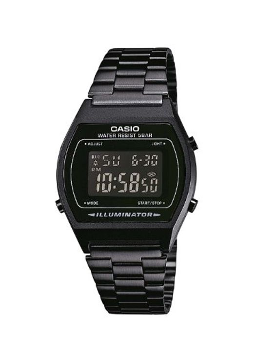 Casio Collection Unisex Adults Watch Black