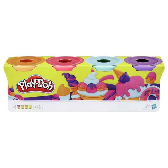 Play-Doh 4 Pack for £1.99 Only!