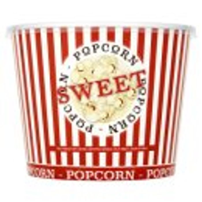 Bucket of Popcorn 2 for £3