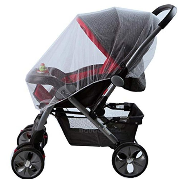 Minlop Mosquito Net, Bug Net for Baby Strollers Infant Carriers Car Seats