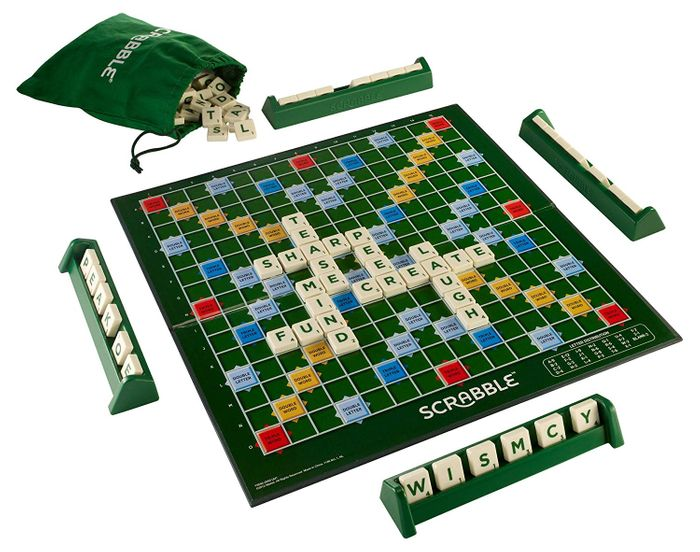 Who Loves SCRABBLE? Save £6. The Original Board Game