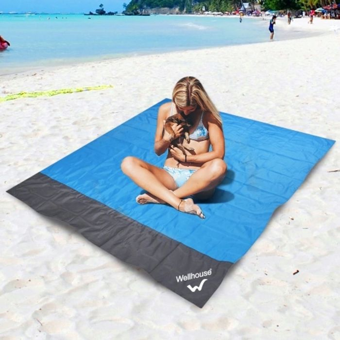 Outdoor Portable Waterproof Beach Blanket
