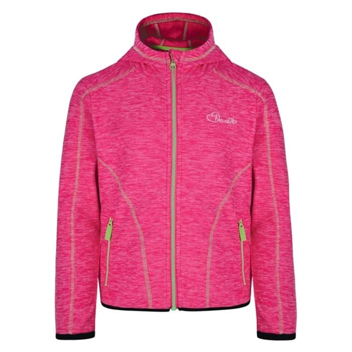 Dare 2B - Pink 'Entreat' Fleece Hoodie Size 14Y £9 (Was £35) at Debenhams