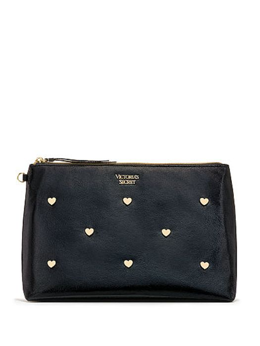 Heart Studded Pouch at Victoria's Secret
