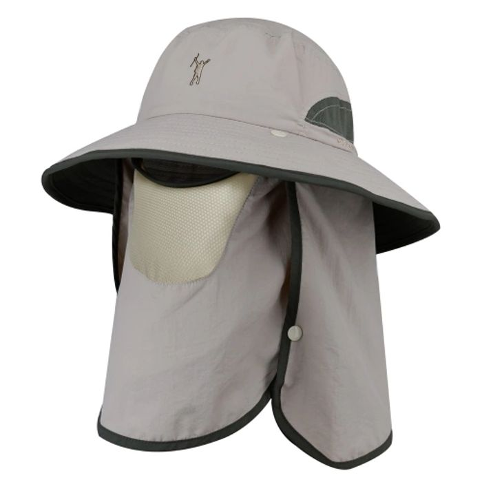 Outdoor Sun Shield Hat - 50% Off