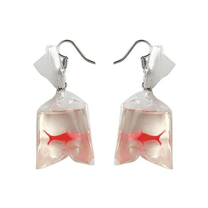 Goldfish Novelty Earrings
