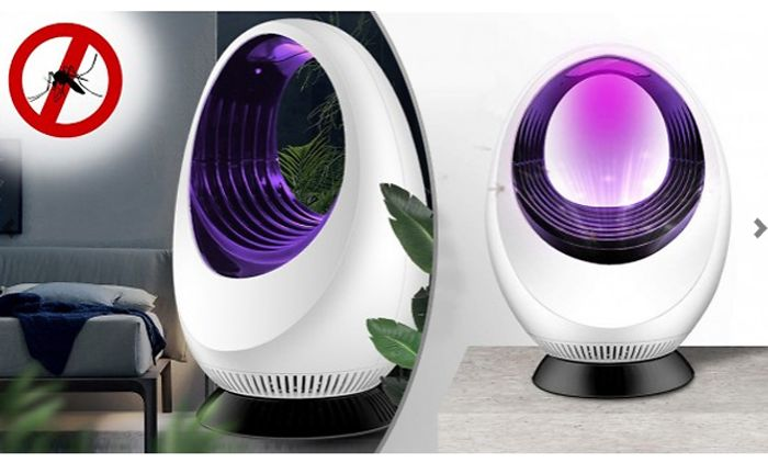 ByeFly LED Bug Vacuum - Bug Trap for £8.99!
