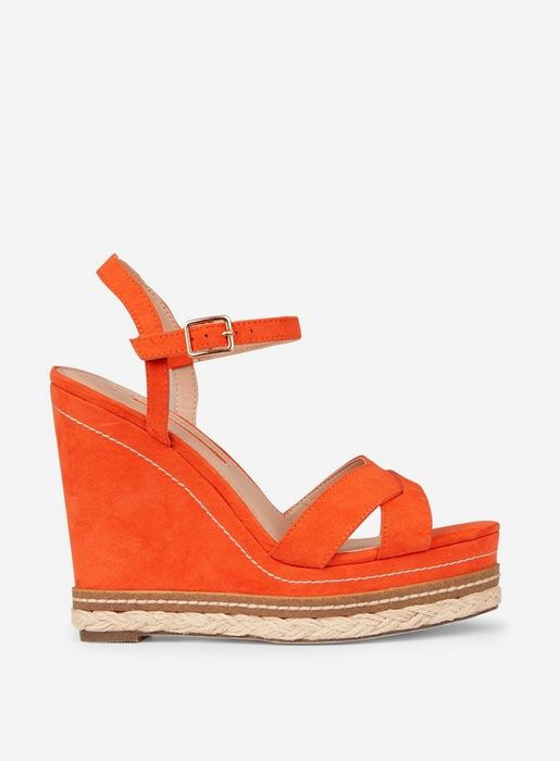 Orange 'Rosie' Cross Wedges