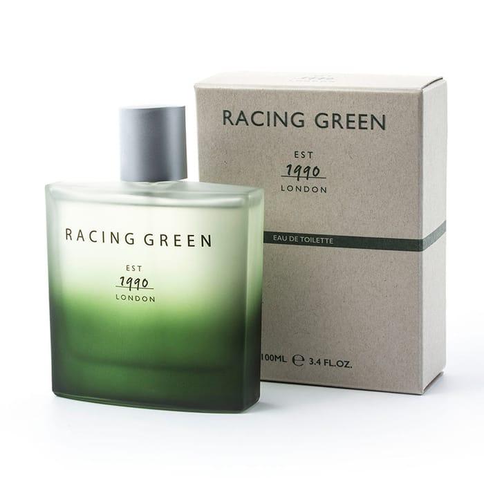 Laurelle Parfums Racing Green Eau De Toilette Spray 100ml