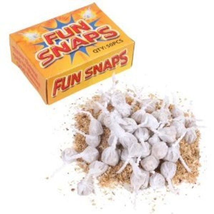 500 Fun Snaps Throw Bangers (10 boxes) Only £2.35 Delivered