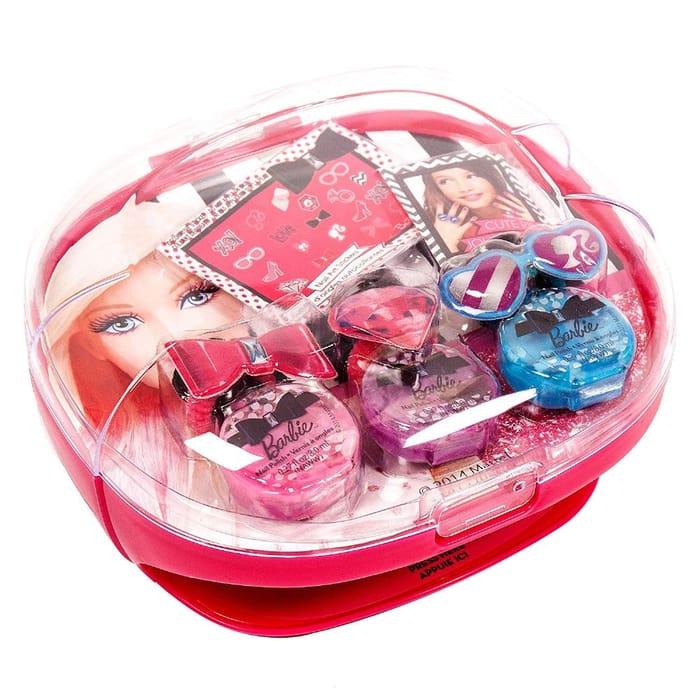 Barbie Mani/Pedi Set with Nail Dryer & Polish