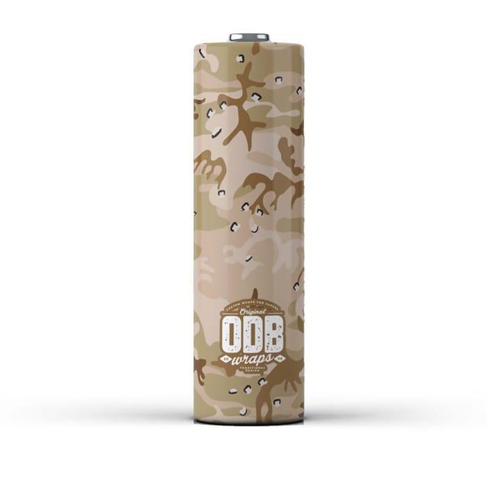 £1.50 off ODB 18650 Battery Wraps