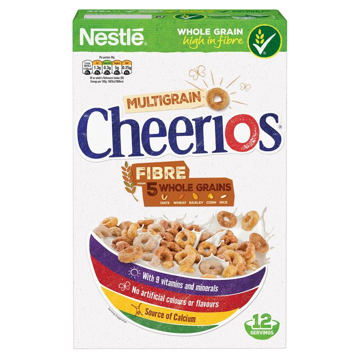 Nestle Cheerios Cereal 375G - HALF PRICE