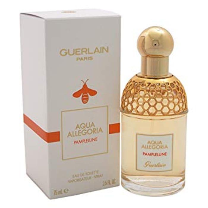 Free Sample of Guerlain Aqua Allegoria Perfume ...