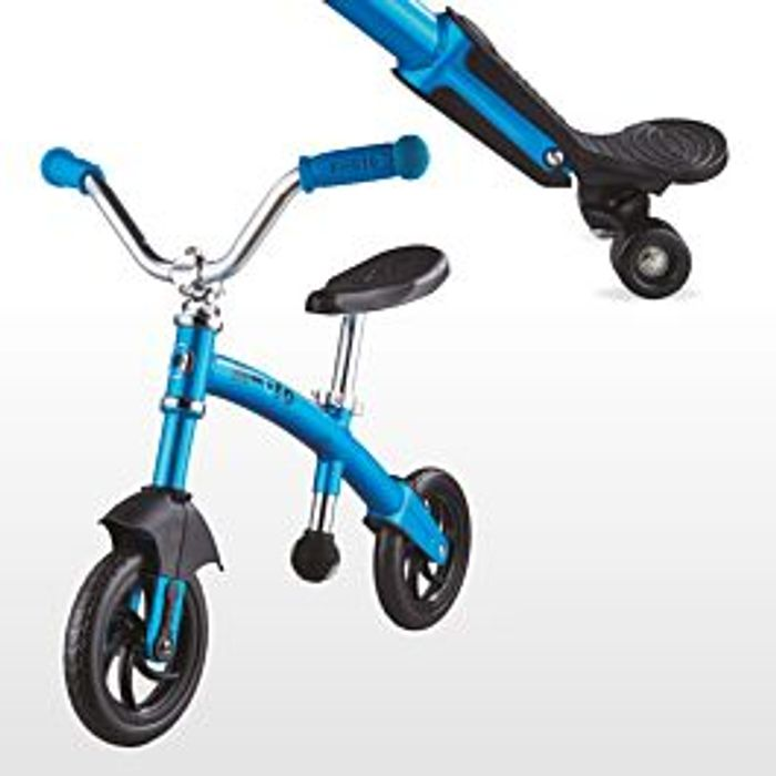 Save an Extra £10 on All Micro 2in1 Balance Bikes