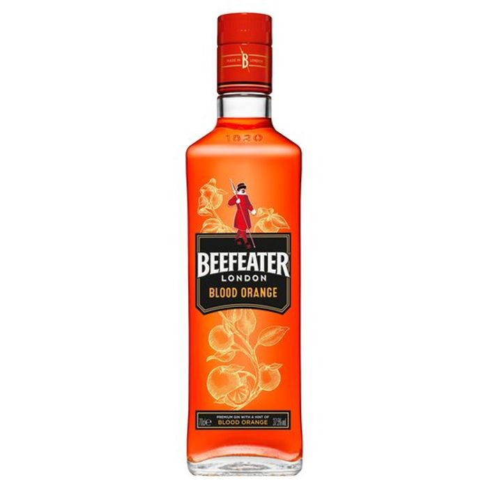 NEW Beefeater 70cl Flavour Blood Orange Gin £13 a Bottle!
