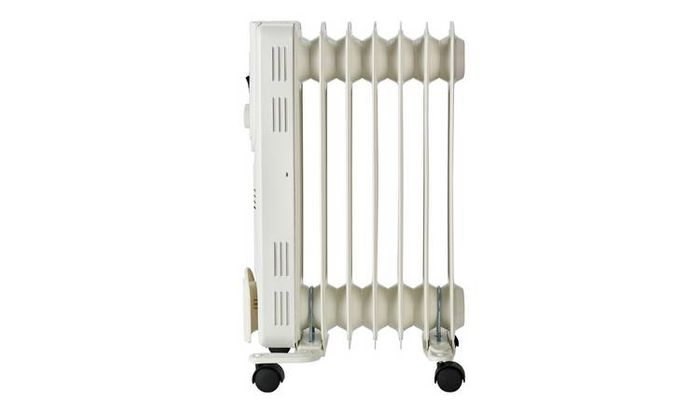 Challenge 1.5kW Oil Filled Radiator Only £22.99