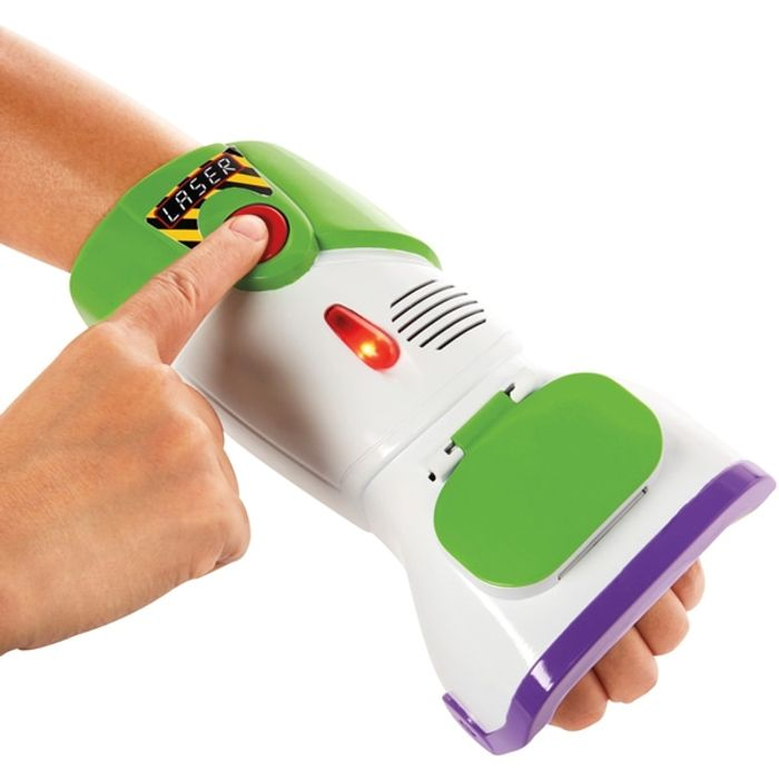 Buzz Lightyear Rapid Disc Blaster