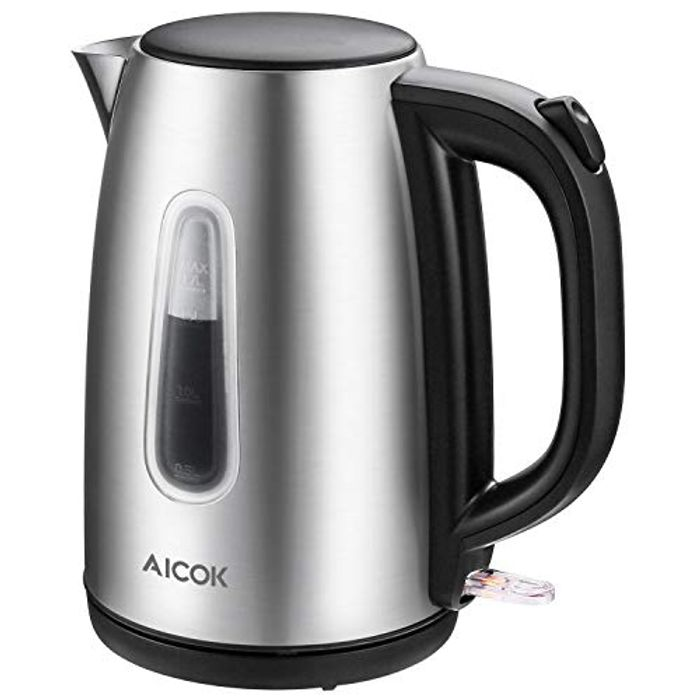 Stainless Kettle - £10 Off