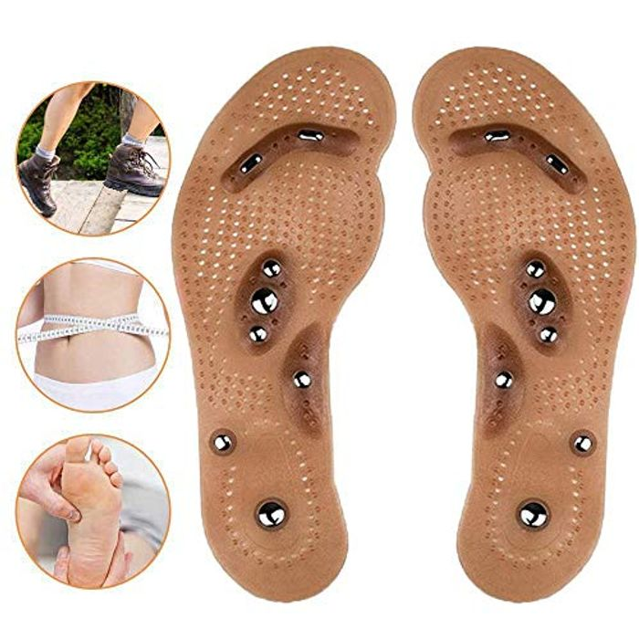 Massaging Insoles 70% off + Free Delivery