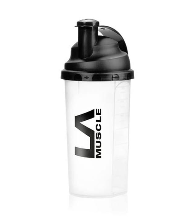 99p for LA Muscle 700ml Shaker Orders at LA Muscle
