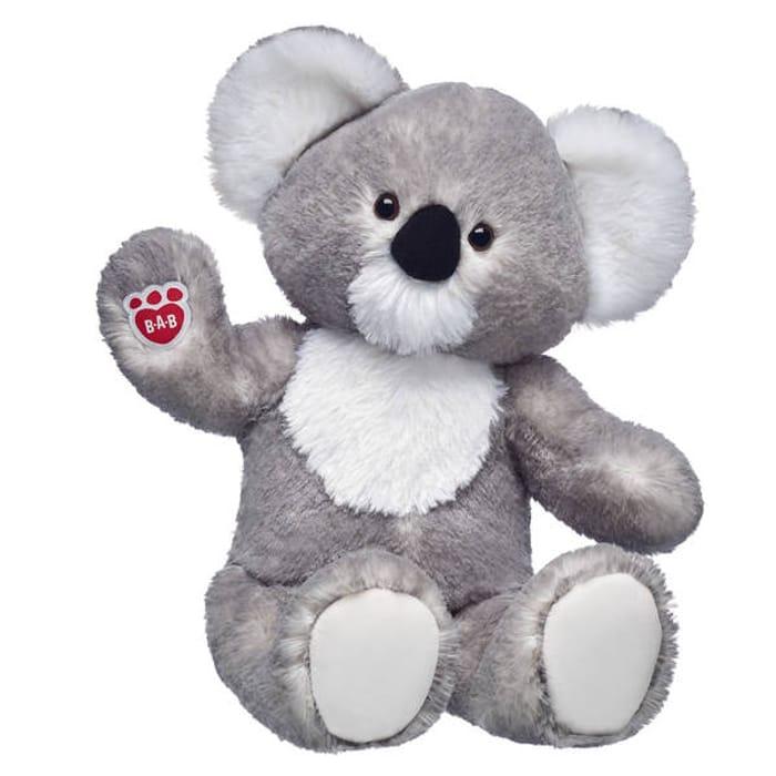 Build a Bear Online Exclusive Koala