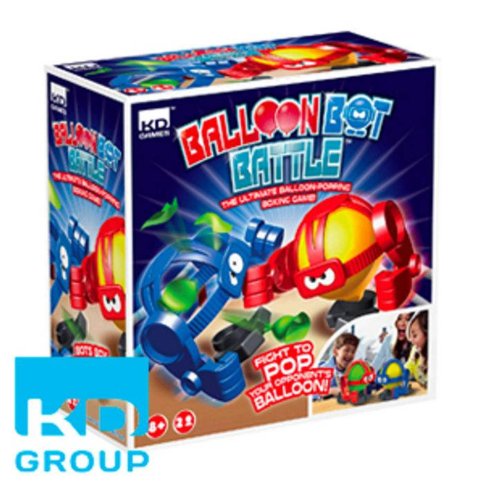 Balloon Bot Battle Game - Save £15