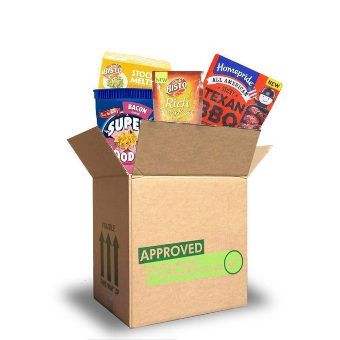 JULY SPECIAL Approved Food XXL Cupboard Filler Box