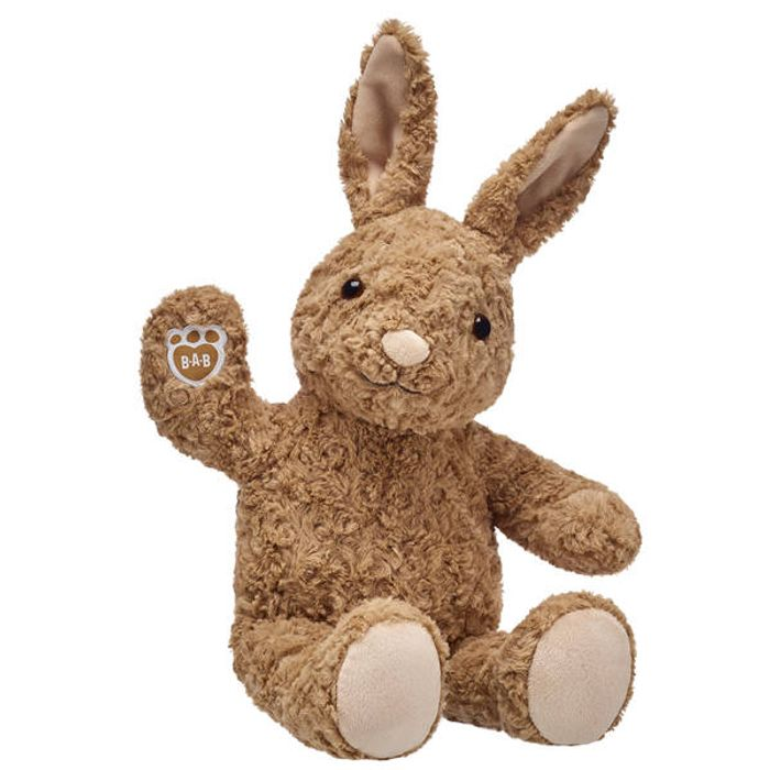 Build a Bear Online Exclusive Classic Cocoa Bunny