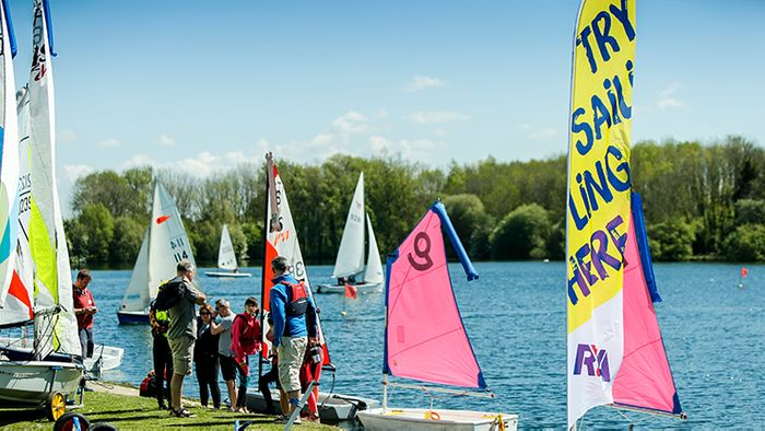 Free Sailing and Windsurfing Taster Sessions
