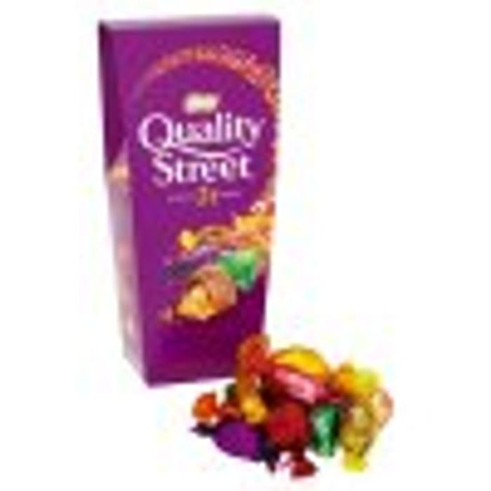 Quality Street Carton 240g Half Price