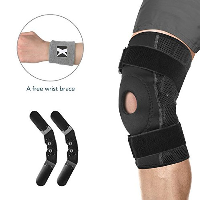Knee Brace Only £1 (Prime Delivery)