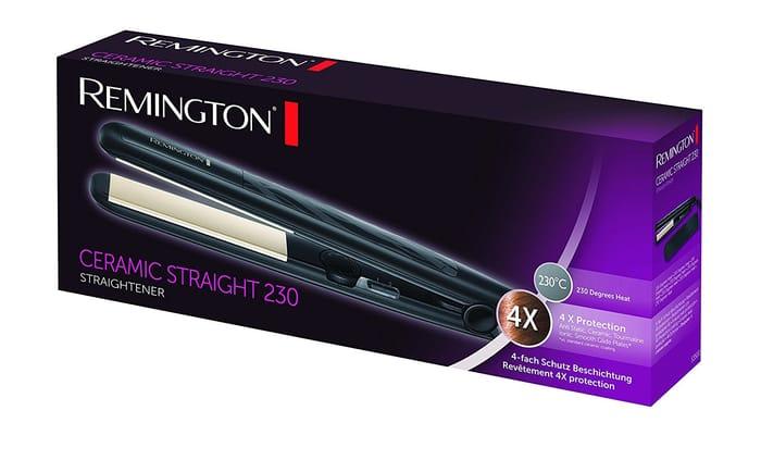 PRICE DROP! Remington Ceramic Straight 230 Hair Straighteners **4.6 STARS**