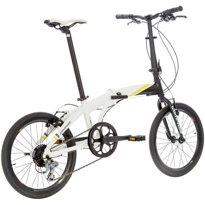 Lightweight Compass Folding Bike with Claris Groupset