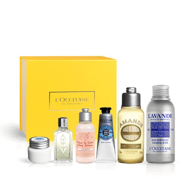 L'occitane Discovery Box £8 Off