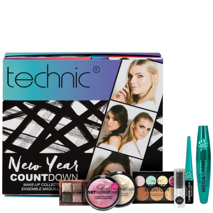 Technic New Year Countdown Calendar