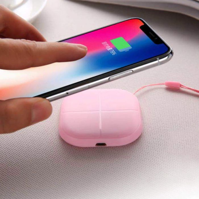 Portable Wireless Charge Power Pack