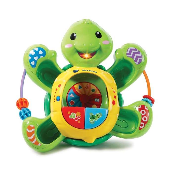 Vtech Pop-a-Ball Rock & Pop Turtle