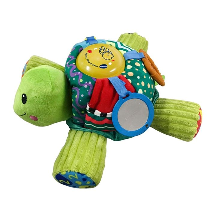 Vtech Peek & Play Turtle Baby Toy