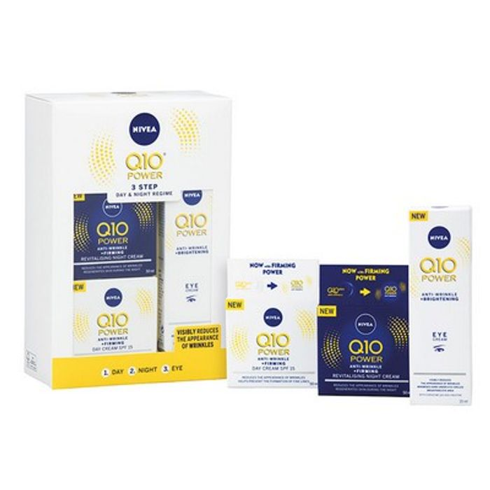 NIVEA Q10 Power Anti-Wrinkle Gift Set
