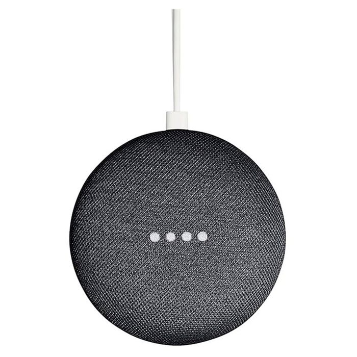 Google Home Mini Charcoal at Tesco