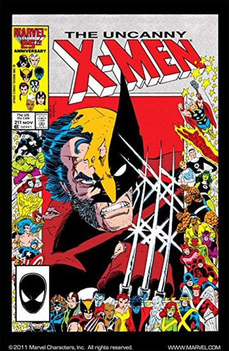 Free Uncanny X-Men (1963-2011) #211 (Was £1.49)